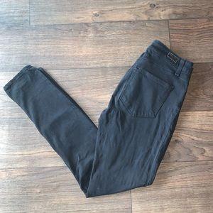 Paige Black Verdugo Ultra Skinny Jeans   27